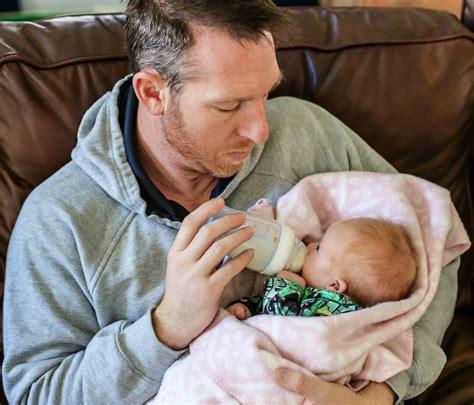Bottle Feeding A Breastfed Baby Happily Hughes