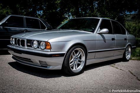 Bmw E34 M5 Sterling Silver Metallic
