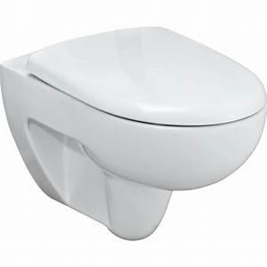 Cuvette Pour Wc Suspendu : cuvette wc suspendue courte prima ~ Melissatoandfro.com Idées de Décoration