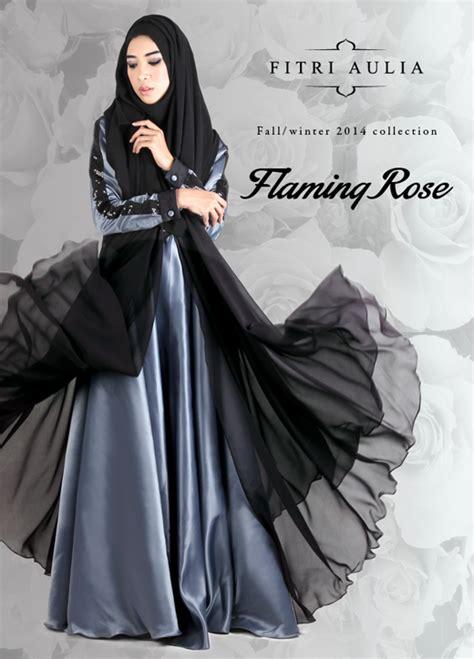 kivitz fitri aulia flaming rose