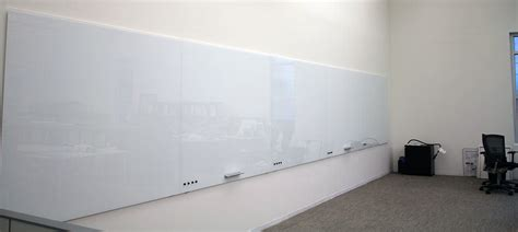 Corridor Kitchen Design Ideas - architecture glass glass desks wall panels fulbright