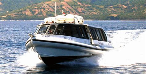 Cheap Reliable Boats by Gili Cat Fast Boat From Bali To Lombok Bali To Gili