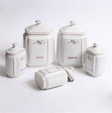 antique canisters kitchen vintage canister set vintage kitchen canisters porcelain