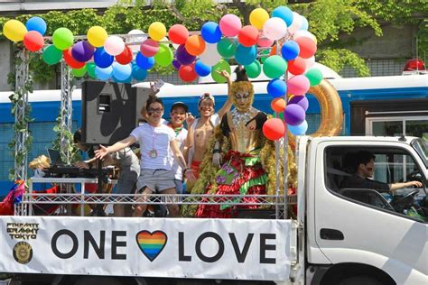 tokyo rainbow pride japanistry