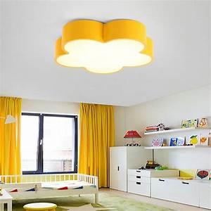 Deckenleuchte Led Kinderzimmer : led deckenleuchte modern blume design im kinderzimmer ~ Markanthonyermac.com Haus und Dekorationen