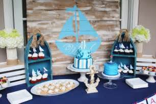 baptism favors ideas kara 39 s party ideas nautical 1st birthday party