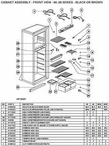 Lg Appliance Parts Diagram