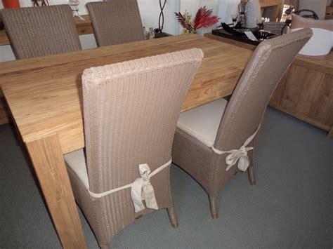 faire un noeud de chaise galette de chaise avec noeud derriere