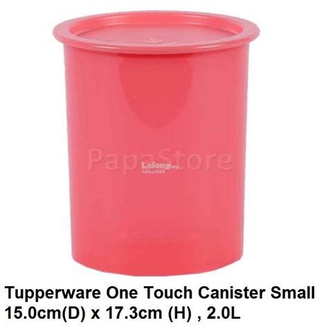 oz one touch canister tupperware 1pc 2 0l one touch canist end 2 1 2017 11 15 pm