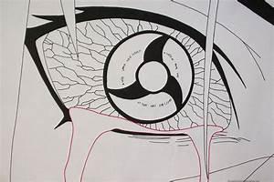 Naruto - Itachi Mangekyou Sharingan (Linear) by ...