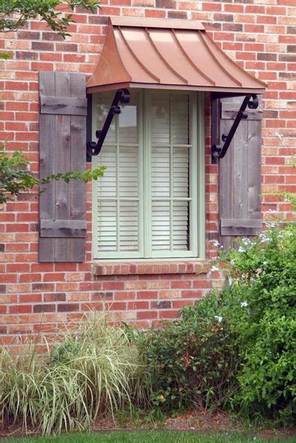 metal awnings copper awnings canvas awnings shipped  usa outdoor window awnings metal