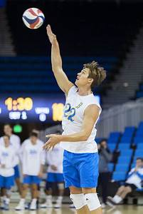 Men's volleyball defeats UCSB in first game of home-and ...