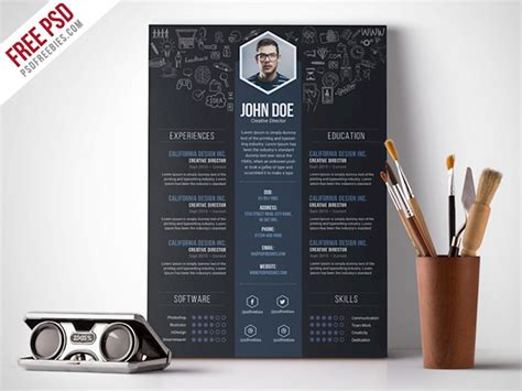Designers Cv Template by 75 Best Free Resume Templates For 2018 Updated