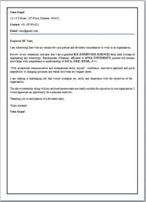 research scientist cover letter