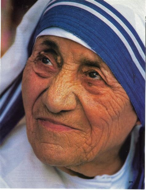 Famous People Mother Teresa