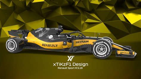 renault sport rs concept  xtikz racedepartment