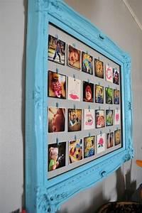 Cadre Pour Plusieurs Photos : beaucoup d 39 id es avec un cadre photo multivues et un cadre photo p le m le ~ Teatrodelosmanantiales.com Idées de Décoration