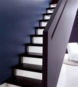 Repeindre Escalier En Bois : repeindre un escalier en bois josdblog ~ Dailycaller-alerts.com Idées de Décoration