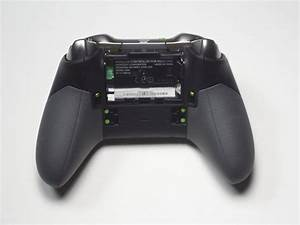 Xbox One Elite Controller  Model 1698  Battery Replacement
