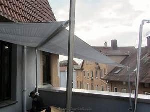 Sonnensegel Elektrisch Aufrollbar : sonnensegel dachterrasse exklusiver sonnenschutz pina design ~ Sanjose-hotels-ca.com Haus und Dekorationen