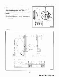 Caterpillar Lift Trucks Chassis  U0026 Mast Service Manual Pdf