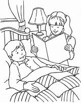 Sick Coloring Pages Helping Others Help Coloringpages1001 Kindness sketch template