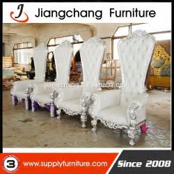 silver luxury royal throne chairs for sale jc j92