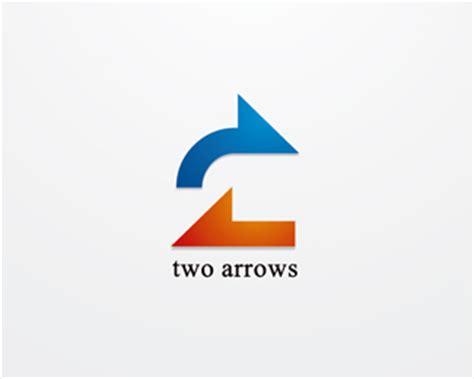 awesome arrow inspired logo designs designbeep