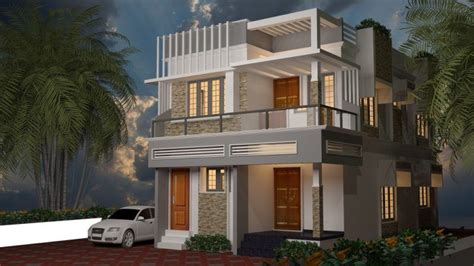 introducing  traditional  simple  house plans  kerala   bath attched bedrooms