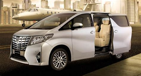 2019 Toyota Alphard Review Price  Toyota Specs And