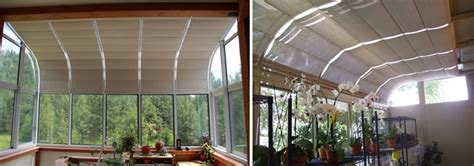 Ceiling Blinds For Sunrooms by Sunroom Shades And Solarium Shades By Thermal Designs Inc