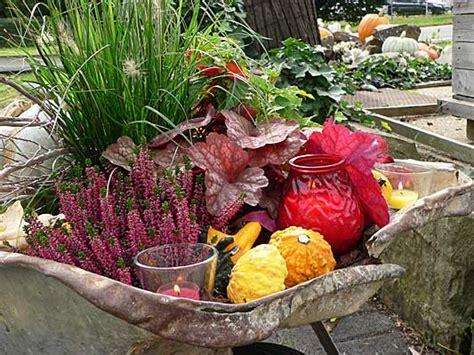 Herbstdeko Für Garten Selber Machen by Herbstdeko Selber Machen 7