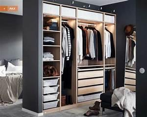 Petite Penderie Ikea : armoire dressing ~ Teatrodelosmanantiales.com Idées de Décoration