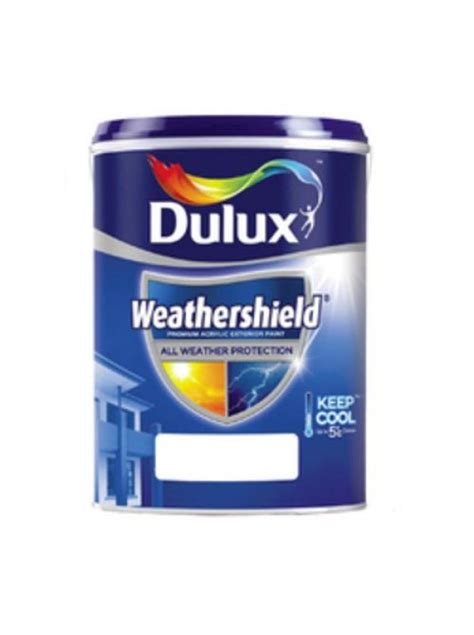 dulux paint weathershield keep cool base a 5l code a910 av