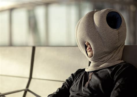 sieste bureau 10 silly travel pillows that want to sell you on