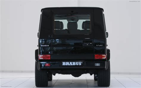 2009 Brabus Mercedes Benz G Class V12 S Biturbo Widescreen