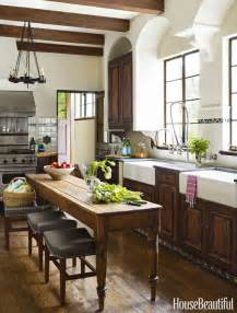 Narrow Kitchen Ideas With Island by 25 Best Ideas About Narrow Kitchen Island On Pinterest