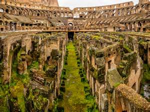 Colosseum Rome-Italy Pictures
