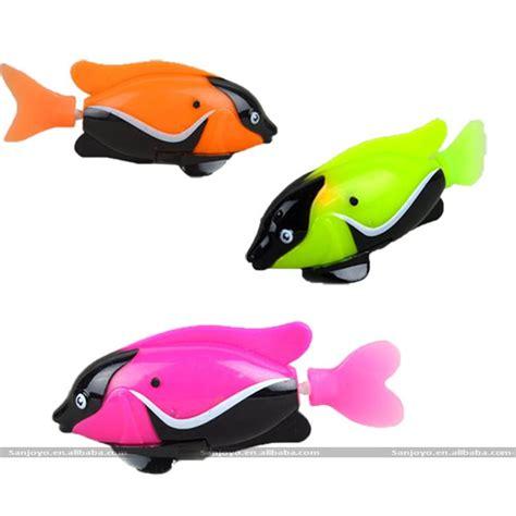 jouet de bain flottant de natation rc jouet robot poisson aquarium mini jouets t 233 l 233 guid 233 s id de