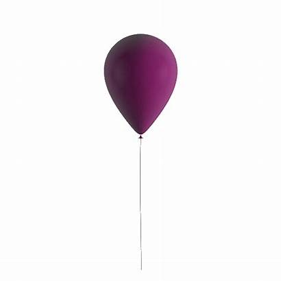 Balloon Transparent Purple Balloons Animated Gifs Colours