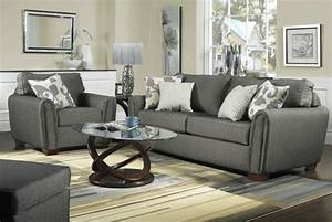 Graue Couch Wohnzimmer : grau wohnzimmer idee ~ Michelbontemps.com Haus und Dekorationen