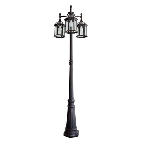 lowes solar post lights outdoor lighting extraordinary solar post lights lowes