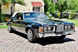 Stunning Original 1971 Mercury Cougar Convertible 351 V8