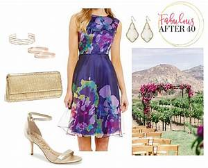 3 ways to dress for an outdoor wedding With vineyard wedding dresses for guests