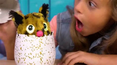 Hatchimals Golden Lynx Tv Commercial, 'limited Edition