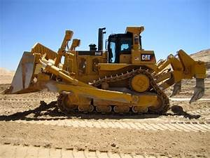 Caterpillar D10t Track Type Tractor Hydraulic System