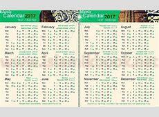 Saudi Arabia Hijra Calendar 2018 Printable Calendar 2018