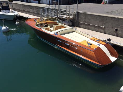 Riva Boats Aquarama For Sale by 1976 Riva Aquarama Special Power Boat For Sale Www