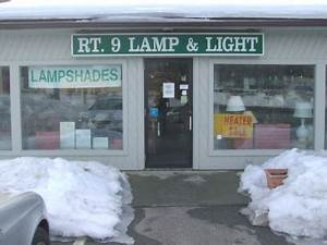 route 9 lamp light lighting store wappingers falls With route 9 lamp and light