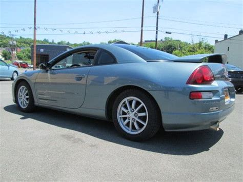 2001 Mitsubishi Eclipse Gs Specs by Buy Used 2001 Mitsubishi Eclipse Gs In Troy New York